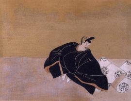 三十六歌仙図 (中納言兼輔)