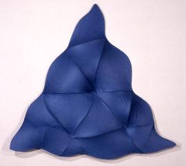 藍染の三角形