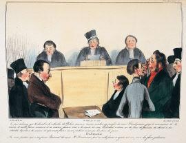 ロベール・マケール物語「法廷は命じる・・・」