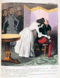ロベール・マケール物語「アドレの騎士は社交界のある女性の恋人