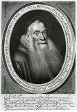 ウ゛ィレム・ヤコブス・デルフ《ヨハネス・ホーヘダウスの肖像》