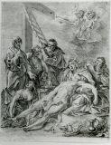 ヤコブ・ヨルーダーンス《十字架降下》
