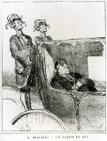 オノレ・ドーミエ《1871年の殉教者(時事問題)》