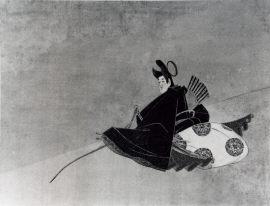 三十六歌仙図 (在原業平)