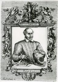 アウグスト・ラメリス肖像