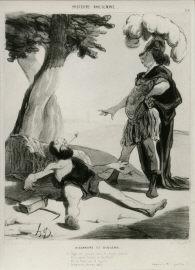 アレクサンダーとディオゲネス(古代史)
