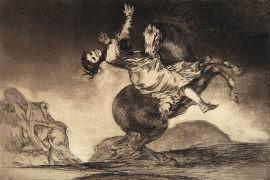 諺(妄) (Los Proverbios) 10 「馬と女、誰か他のものにこれらを支配させろ」