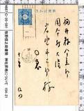 牧野信之助《牧野信之助書簡 神社昇格について 154‐21》